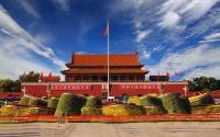 如此天安门,太漂亮了,今天北京必将震撼全球