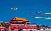 太震撼!今天的北京天空,刷屏了!