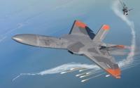 美国隐形靶机即将试飞专用于模拟歼20苏57