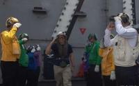 智邦头条:两大航母染病毒,亚太美军陷瘫痪,美军400余人确诊