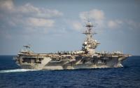 """航母暂时""""趴窝"""",美国把它们派来南海了!"""