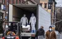 美国疫情爆出真相, 确诊死亡数据大量造假, 夸大数据目的为何?