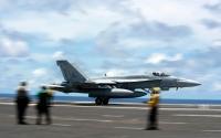 美国海军三艘航母战斗群同时集结印度—太平洋(英文)