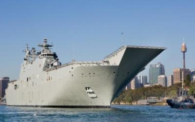 澳大利亚斥资7.7亿美元开发海军武器