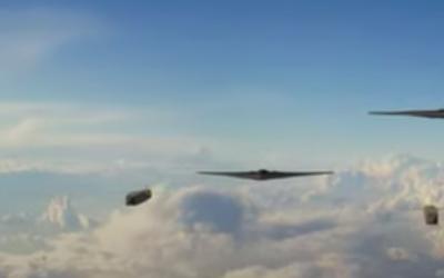 美空军研究实验室发展数字竞技场试验蜂群弹药
