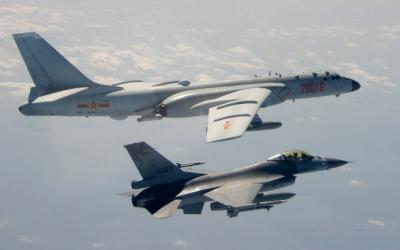 美国空军模拟打赢了2030年台海战争